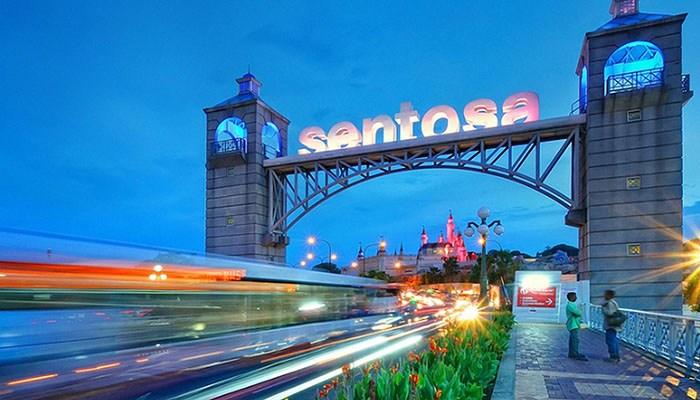 Sentosa-Singapore