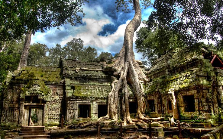 tour Campuchia - Siemrep - Angkor - 3