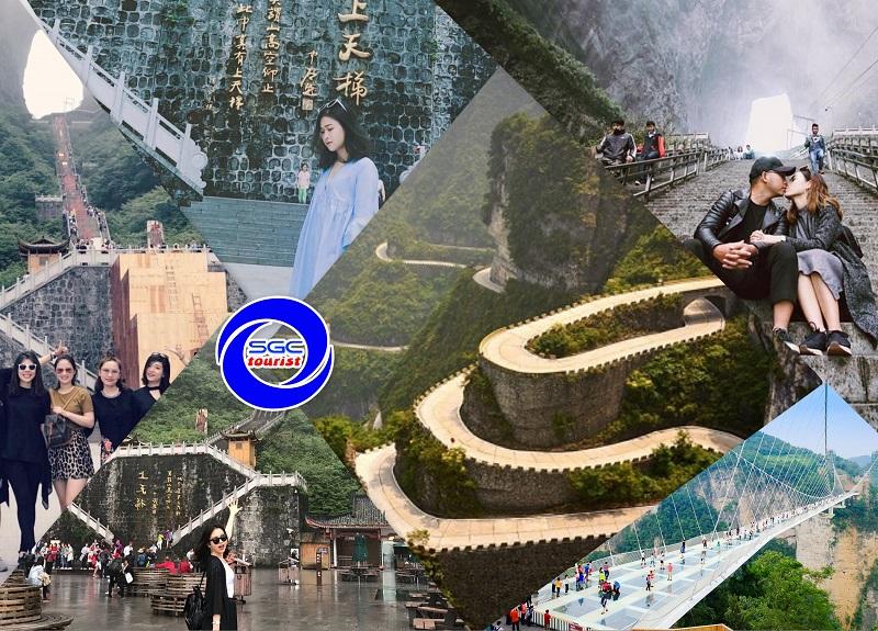 Trung quốc - phượng hoàng cổ trấn trọn gói