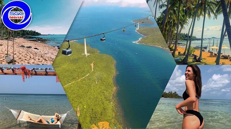 Tour phú quốc - lặn ngắm san hô - giá hấp dẫn